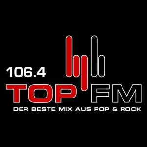 top fm Radio Logo